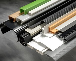 Thermoplastic Extrusions in Windows & Doors-Image