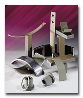 Bearings, Rings, Tapes, Basic Shapes, Formed Parts-Image