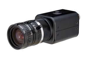 Color CCD cameras for wide variety of industries-Image