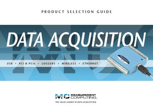Data Acquisition Product Selection Guide-Image