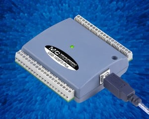 8-Channel, 16-Bit, Multifunction DAQ Device-Image