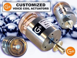 Custom Electric Actuators -Image