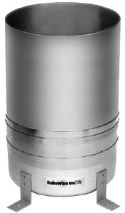 Industrial Tipping Bucket Precipitation Gauge-Image