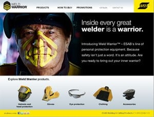 ESAB's New Line of Personal Protection Equipment-Image