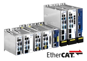 EtherCAT on AccurET Modular controllers-Image