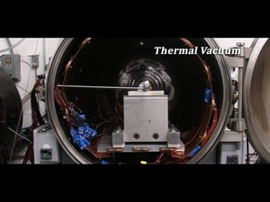 Thermal Vacuum Testing Services-Image