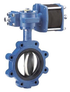 Resilient Seated Butterfly Valves-Image