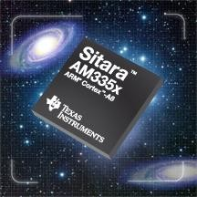 Sitara™ AM335x ARM® microprocessors-Image