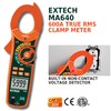 Affordable 600A AC/DC Clamp Meter + NCV-Image