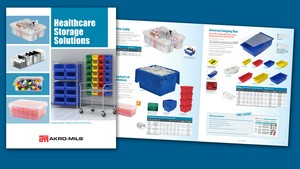 Akro-Mils 2016 Medical & Pharmacy Products Catalog-Image