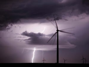 Lightning Protection - Wind Energy -Image
