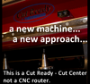 A new machine... a new approach-Image