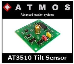 Tilt Sensor - Two Axis Digital-Output - AT3510-Image