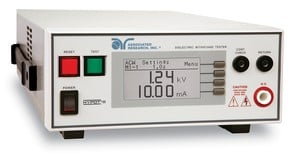 AC Hipot Tester with an RS-232 Interface - 3705-Image