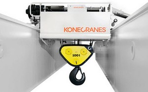 SMARTON Advanced Crane Technology by Konecranes-Image