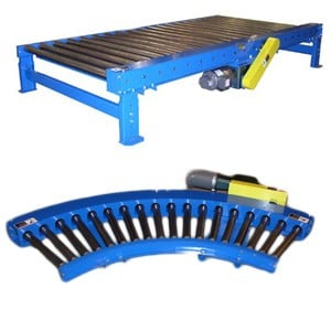 Chain Driven Live Roller Conveyors-Image