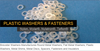 We manufacture Non-metallic plastic washers-Image