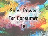 Solar Power For Consumer IoT-Image
