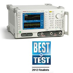 Advantest U3800 Series Cross Domain Analyzers!-Image