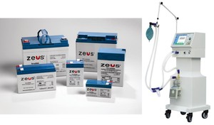 ZEUS Approved by Major Medical Manufacturers-Image