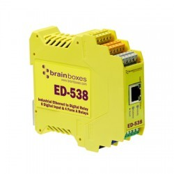 ED-538 ETHERNET TO Digital IO Relay-Image