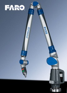 FARO Prime: best accuracy, best value portable CMM-Image