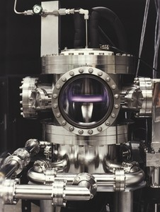 Ultrahigh Vacuum Chamber-GEC Reference Cell-Image