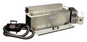 Ultrasonic Cleaning Systems- for firearms-Image