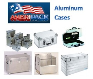 Rugged Aluminum Cases from Ameripack-Image