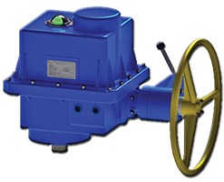 Electric Rotary Actuators - K Series-Image