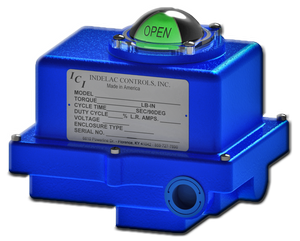 Compact Quarter-Turn Electric Actuator - R Series-Image