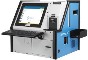 MicroLab® 40 Automated Lubricant Analysis System-Image