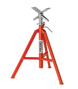RIDGID® VF-99 Folding Pipe Stand-Image