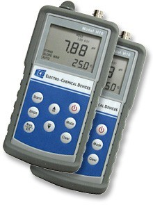 Model H10 ph and H10C Conductivity Meters-Image