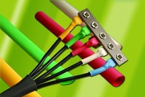 Heat-Shrink Tubing for Wire Management-Image