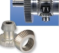 Custom Gears, Gear Design, Gear Production, Gears-Image