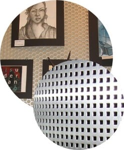 Perforated Aluminum-Image
