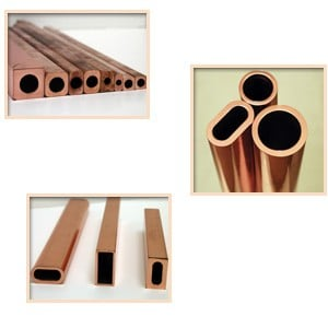 Copper Rod, Flat Wire and Round Wire-Image