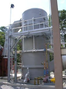 Scrubber Modules for Acid Gas Treatment-Image