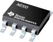 Texas Instruments NE555: Single Precision Timer-Image
