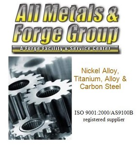 Titanium, Tungsten, Nickel Alloy our Specialty-Image