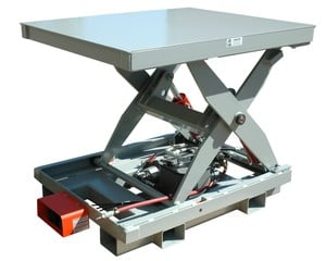 Custom Scissors Lift Lange Lift Serial #30413-14-Image