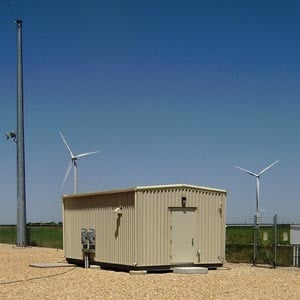 Control Buildings for Wind Farms-Image