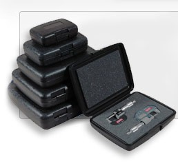 Light Duty Plastic Carrying Cases-Image