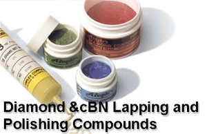 Diamond & cBN Lapping and Polishing Compounds-Image