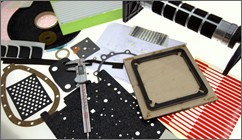 Die Cutting Services - Various Materials-Image