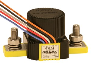 Latching 350A Sealed Contactor - 12 to 750 volts-Image