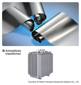 Metglas® Amorphous Metal Materials -Image