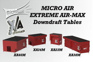 EXTREME AIR-MAX DOWNDRAFT TABLES-Image