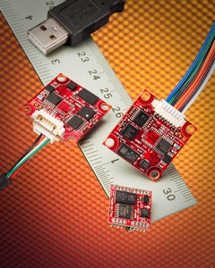 USB or Serial Low Cost Digital Compass-Image